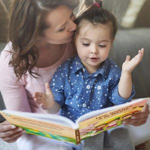 livre à personnaliser maman et fillette