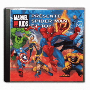 cd audio Marvel