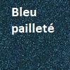 bleu nuit paillettes
