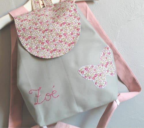 sac à dos maternelle